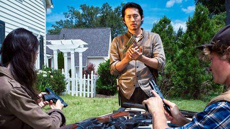 Dien vien chau A tu nan trong The Walking Dead la ai? - Anh 5