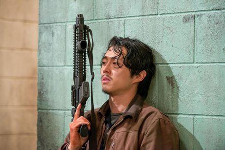 Dien vien chau A tu nan trong The Walking Dead la ai? - Anh 6