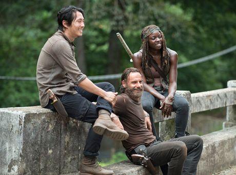 Dien vien chau A tu nan trong The Walking Dead la ai? - Anh 7