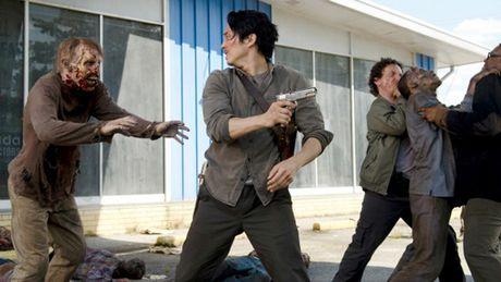 Dien vien chau A tu nan trong The Walking Dead la ai? - Anh 8