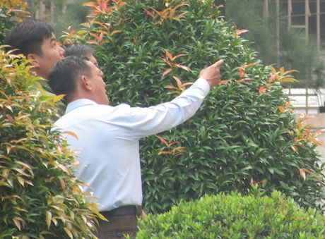 Vu ong Tay co thu cung vo con: 'Chuyen gia dinh thoi' - Anh 2