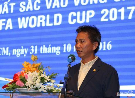 'So sanh U19 Viet Nam voi lua Cong Phuong la khong chuan' - Anh 1