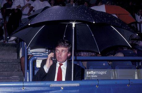 Nhin lai nhung buc hinh ve ung vien Donald Trump - Anh 3