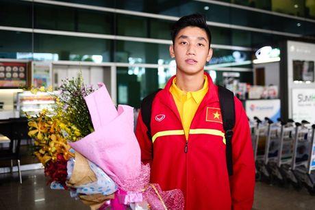U19 Viet Nam duoc NHM don tiep nhu nguoi hung - Anh 4