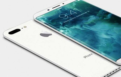 Chu tich Sharp khang dinh iPhone 8 dung man hinh OLED - Anh 1