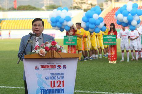 Nhung khoanh khac dep VCK U.21 Bao Thanh Nien 2016 - Anh 3