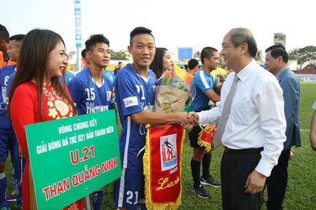Nhung khoanh khac dep VCK U.21 Bao Thanh Nien 2016 - Anh 4