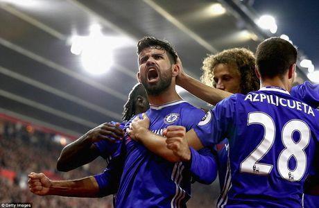 Hazard, Costa giup Chelsea bam duoi ngoi dau bang - Anh 1