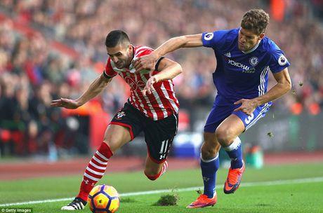 Hazard, Costa giup Chelsea bam duoi ngoi dau bang - Anh 2