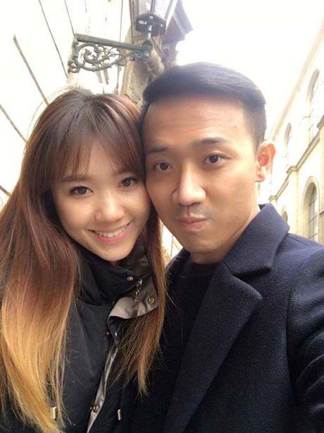 Tran Thanh, Hari Won hanh phuc giua troi Tay - Anh 5
