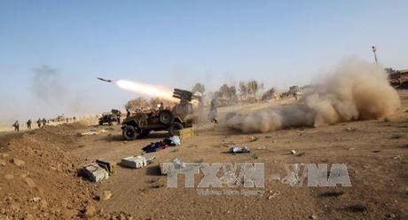Iraq gianh lai nhieu ngoi lang quanh Mosul - Anh 1