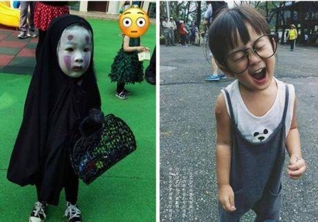 Co nhoc xu Dai hoa trang ma Vo Dien hot nhat Halloween - Anh 8