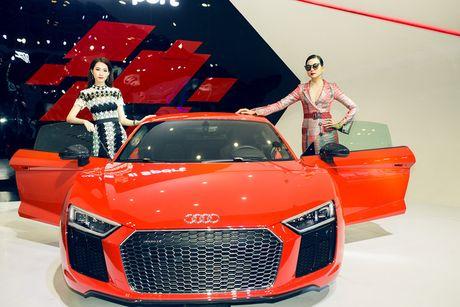 Da mat voi dan my nhan cua Audi trinh dien tai VIMS 2016 - Anh 1