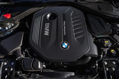 BMW M240i Convertible 2017- 'Ong hoang' cua dong xe mui tran - Anh 1