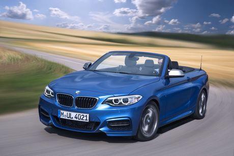 BMW M240i Convertible 2017- 'Ong hoang' cua dong xe mui tran - Anh 2