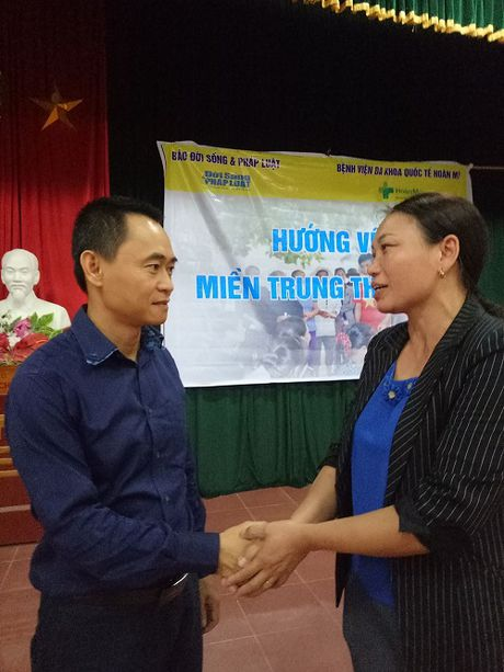 Nha hao tam tiep tuc dong hanh voi vung lu mien Trung - Anh 5