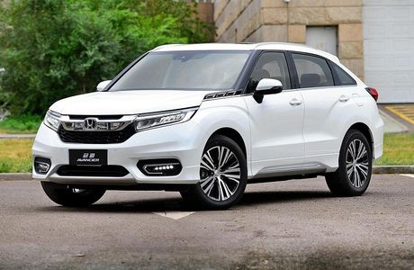 Honda Avancier - doi thu cua Toyota Highlander chinh thuc ra mat tai Trung Quoc - Anh 3