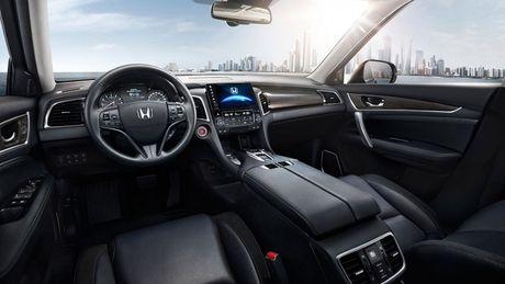 Honda Avancier - doi thu cua Toyota Highlander chinh thuc ra mat tai Trung Quoc - Anh 4