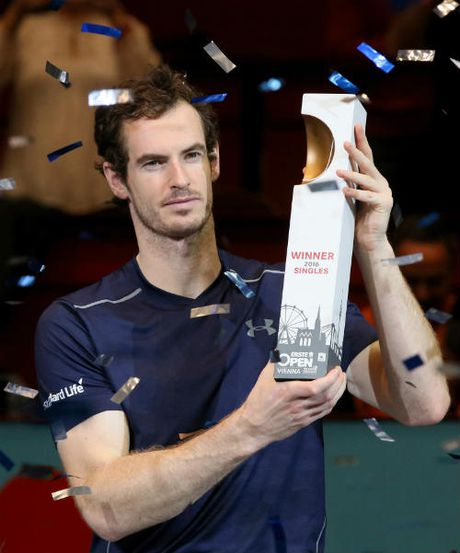 Tennis 24/7: Murray 2016 thanh cong nhat su nghiep - Anh 1