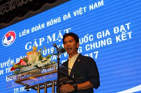 """""""So sanh U19 VN du World Cup voi lua Cong Phuong la khong chuan"""" - Anh 2"""