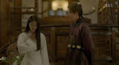 Nguoi tinh anh trang tap 19: Lee Jun Ki se tu mat IU? - Anh 1