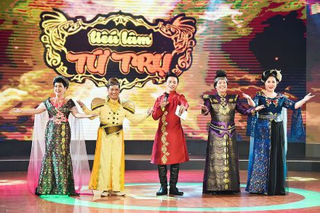 "Mac tinh ban 33 nam, Minh Nhi van ""chat chem"" Hong Van - Anh 1"