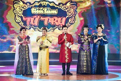 "Mac tinh ban 33 nam, Minh Nhi van ""chat chem"" Hong Van - Anh 2"