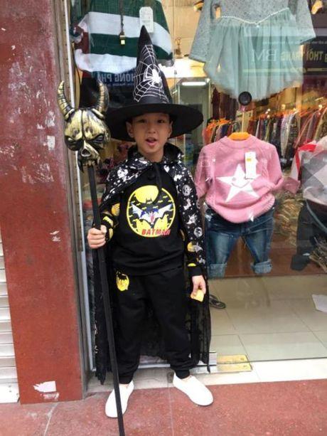 Gioi tre don Halloween som tai pho di bo Ho Guom - Anh 23