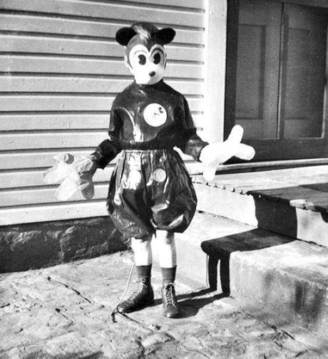 Thoi trang Halloween: Khong nhat thiet phai kinh di - Anh 3