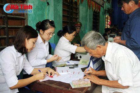 Thach Ha chi tra tien boi thuong thiet hai su co moi truong bien - Anh 1