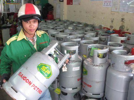 Viet Nam can khoang 1,84 trieu tan gas vao nam 2017 - Anh 1