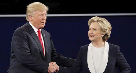 My se ra sao neu ba Clinton hoac ong Trump lam Tong thong? - Anh 1
