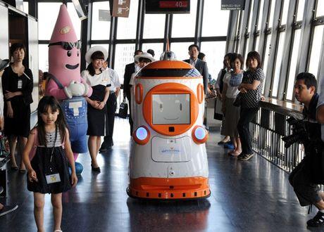 Robot dang dan thay the con nguoi - Anh 10