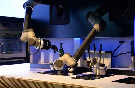 Robot dang dan thay the con nguoi - Anh 2