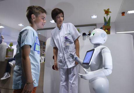 Robot dang dan thay the con nguoi - Anh 9
