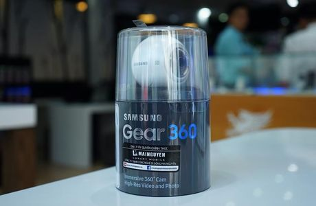 Can canh Samsung camera Gear 360 gia 7 trieu dong - Anh 17