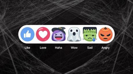 An mung le hoi Halloween theo phong cach Facebook - Anh 1