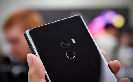 Cham vuot Xiaomi Mi MIX - smartphone khong vien cuc sexy - Anh 8