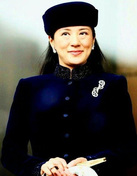 Noi sau nhung lua cua nang Cong nuong xinh dep Nhat Ban - Anh 2