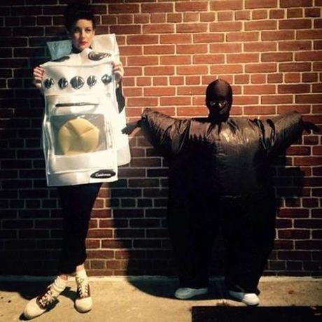 'Da mat' voi loat trang phuc an tuong cua cac sao trong ngay Halloween - Anh 6