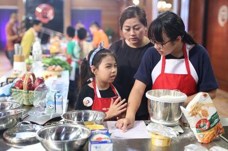 Vua dau bep nhi: Hien Anh danh chiu thua doi Thanh Hai voi ty so sit sao - Anh 6