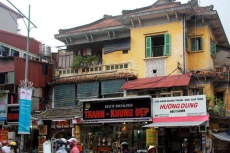 Ha Noi hoan thien phuong an sua chua, cai tao biet thu 65 Nguyen Thai Hoc - Anh 1