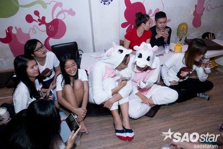 Lilly Nguyen, Mai Ngo nhang nhit 'hoa thu' tai buoi offline - Anh 8