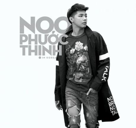 Noo Phuoc Thinh khoe anh dien trai tai Han, doi ke hoach tung 'bom tan' sat gio G - Anh 1