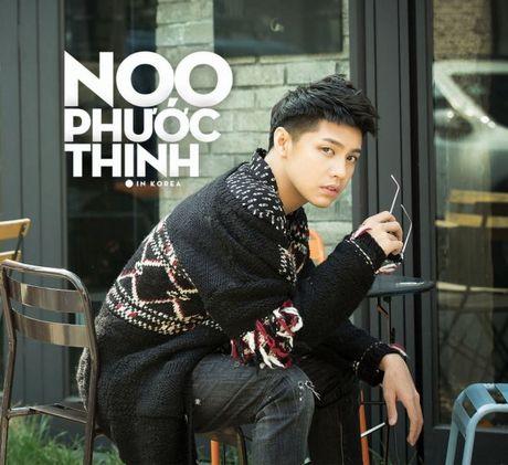 Noo Phuoc Thinh khoe anh dien trai tai Han, doi ke hoach tung 'bom tan' sat gio G - Anh 3
