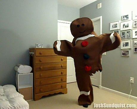 Josh Sundquist - chang trai khuyet tat duoc mong cho nhat vao moi dip Halloween - Anh 3