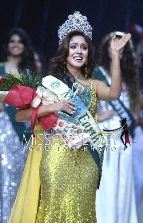 Nguoi dep Ecuador bi to ngu voi nha tai tro de gianh giai Hoa hau tai Miss Earth - Anh 2