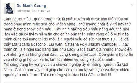 Tu su vu Lan Khue - Minh Tu: lieu nguoi mau Viet co dang hoat dong chi vi vi tri vedette? - Anh 6