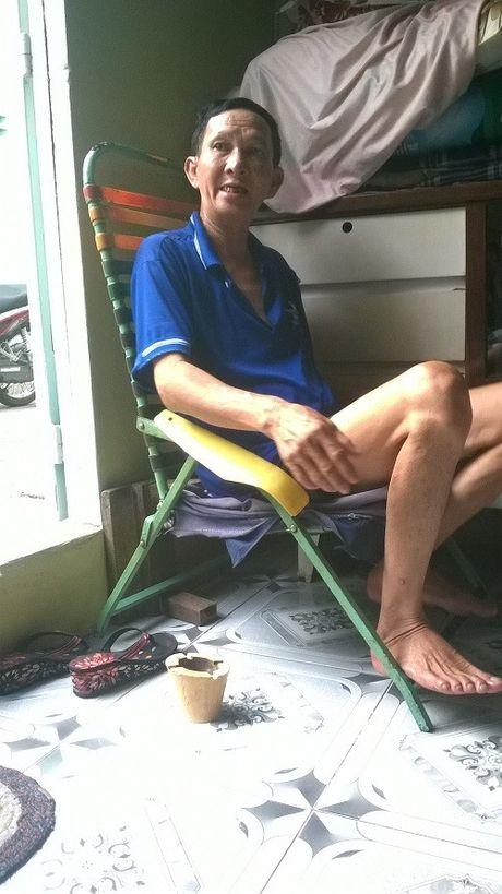 Chan dung vi Hoang tu that the phai hanh nghe va xe o Can Tho - Anh 1