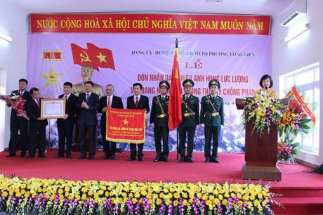 Dang uy Phuong Long Bien: Tap trung thuc hien to chuc xay dung Dang - Anh 2